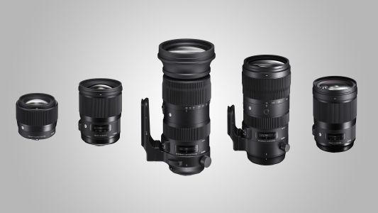 Sigma launches five new lenses at Photokina 2018