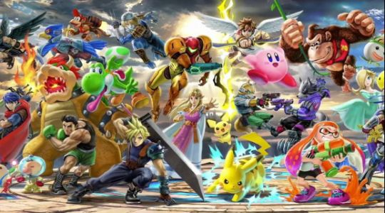 Super Smash Bros. Ultimate sells 3 million copies in U.S. in 11 days