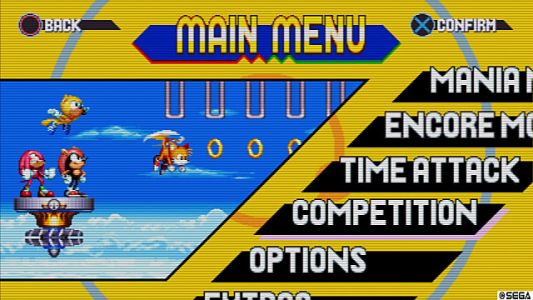 Sonic Mania Plus Review: Simply the Best