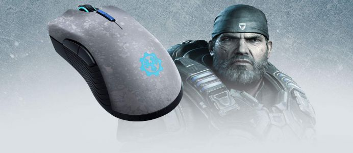 The Razer Mamba Gears of War 5 Edition Gaming Mouse Just Hit An All-Time Low Price