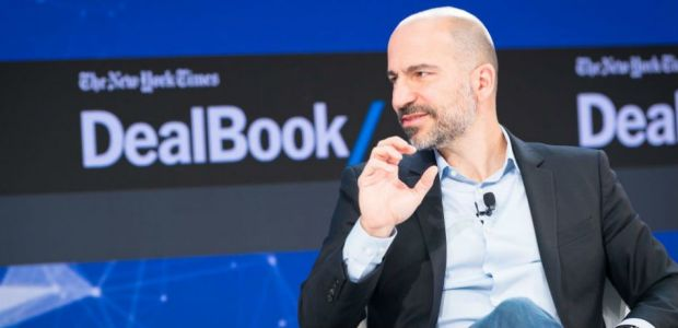 Uber CEO Announces Commercialization Of Flying Taxis