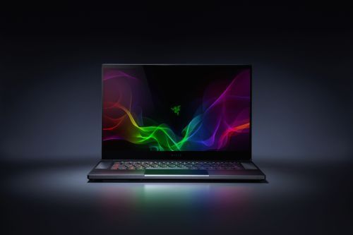"A quick look at the new Razer Blade 15.6"" gaming laptop"