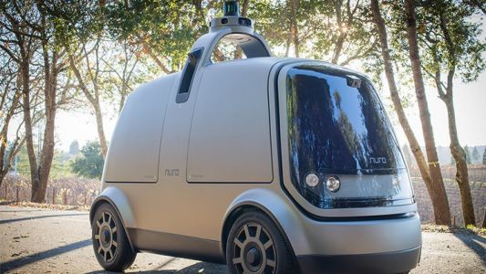 Kroger could soon be delivering groceries in driverless cars