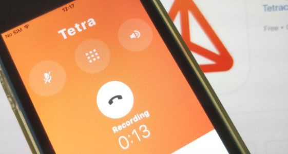 Tetra's call recorder and AI-powered transcription app now works for inbound calls
