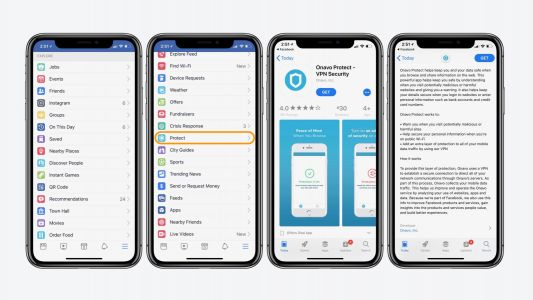 New App Store privacy rules could let Apple remove Facebook's spyware-like Onavo VPN service