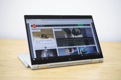 HP Elitebook x360 1030 review: Small tweaks made to a stylish work 2-in-1