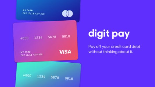 Digit launches automated credit card debt payment service
