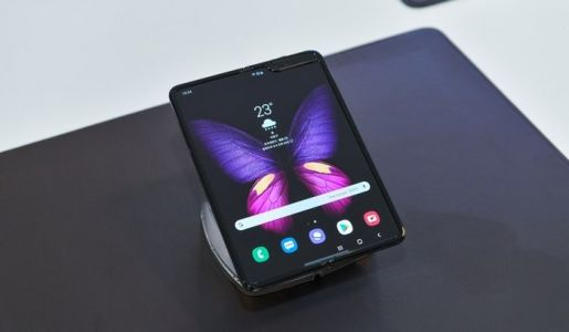 US Samsung Galaxy Fold gets Android 10 software update