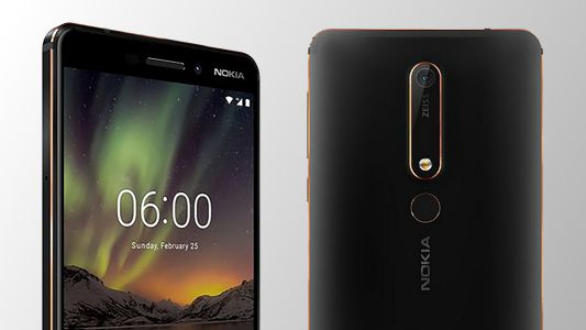 The revamped Nokia 6 is now available in the US