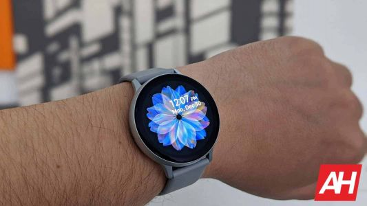 Samsung Galaxy Watch Active 2 Starts Receiving A Major Update