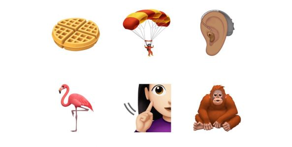 Apple teases nearly 60 new emoji coming to iOS and Mac this fall