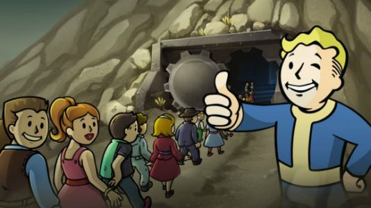 Fallout Shelter is available on PlayStation 4 and Nintendo Switch for free - tonight