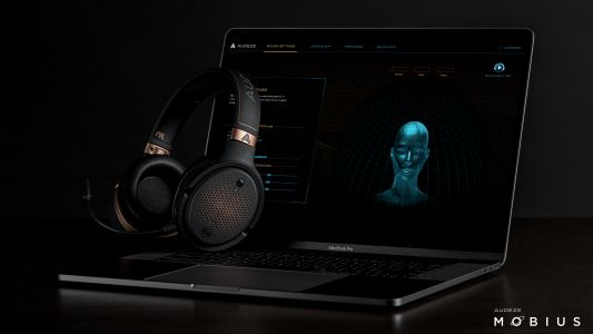 These gaming headphones pack both planar magnetic drivers and head-tracking tech