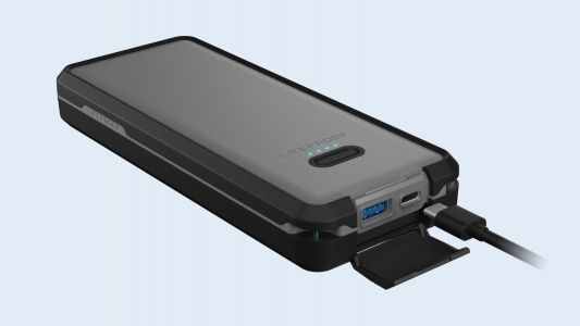 LifeProof unveils ultra-durable LifeActiv USB-C portable charger for iPhone, MacBook Pro, more