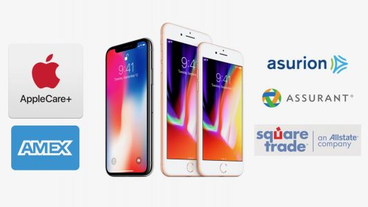 Comparison: iPhone warranties from Apple, carriers, third-parties, and free credit card coverage