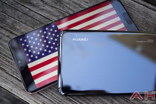 Huawei Will Only Sell PCs, Wearables & Tablets In The US - For Now