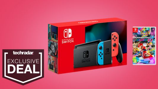 The best UK Nintendo Switch deal gets you a Mario Kart 8 bundle for £251