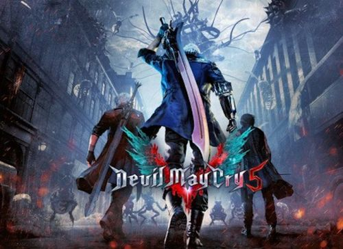 Second Devil May Cry 5 demo now available