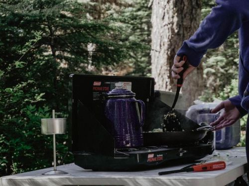 Cook like a chef outdoors with one of these camping stoves