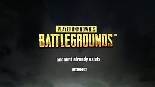 PUBG Guide: Account Already Exists Fix for Xbox One