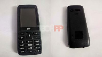 Jio and LYF launching a new VoLTE compatible feature phone