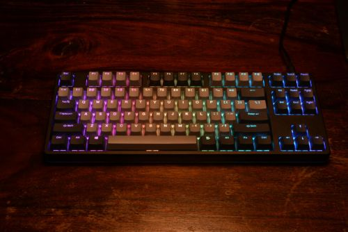 Typing my way down the mechanical keyboard rabbit hole with the Drop CTRL