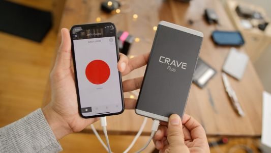 Hands-on w/ the iPhone-size 'Crave Plus' 10,000 mAh Portable Charger + 40% off deal