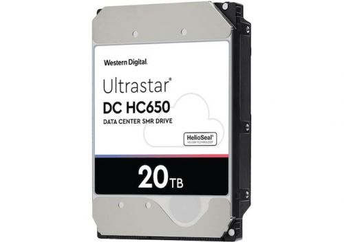 Western Digital 20 TB HDD: Crazy Capacity for Cold Storage