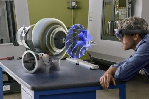 Microsoft launches new AI and HoloLens services for the workplace