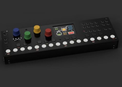 Otto affordable open source portable synthesiser unveiled