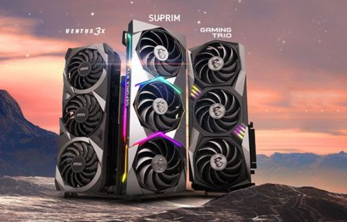 PNY unveils XLR8 Gaming NVIDIA GeForce RTX 3070 Ti and 3080 Ti graphics cards