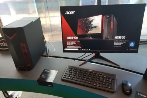 Acer Unveils New Nitro 50 Series Gaming Desktop PCs: Affordable Gaming