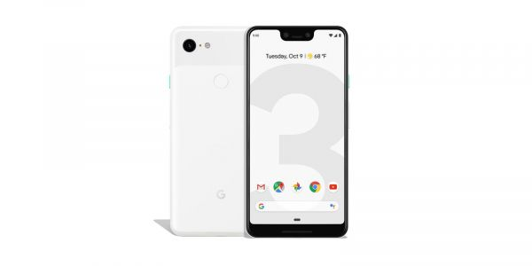 Google Pixel 3 XL appears to have an 'A+' OLED display with 'Best Smartphone Display' award