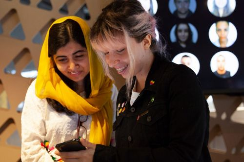 Apple partners with Malala Foundation to fight for equal education opportunities for girls in Brazil