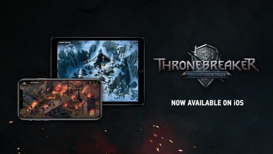 The Witcher comes to iOS in Thronebreaker: The Witcher Tales, available now