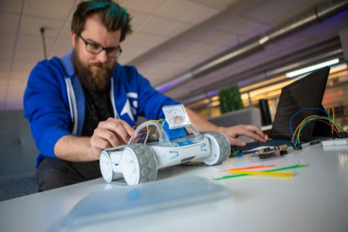 Sphero's RVR is a fully programmable robot for educators and hobbyists