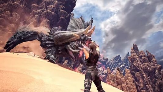 Monster Hunter: World Iceborne Celebrates Monster Hunter Movie with New Event Quests