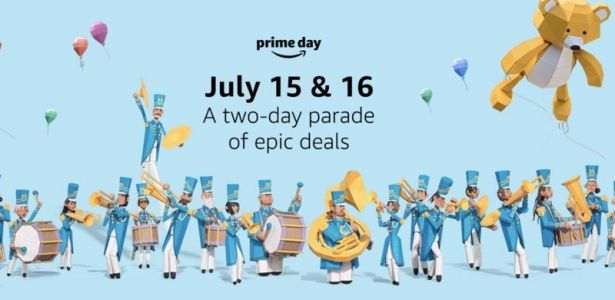 Amazon's 48-Hour 'Prime Day' Event Takes Place July 15 and 16