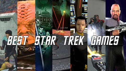 The 11 Best Star Trek Games To Get You Ready For The Picard Premiere