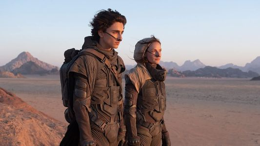 Dune cast, release date, story and everything we know