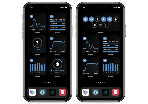 Streaks 6.1 Introduces an Incredibly Useful Stats Widget for iOS 14