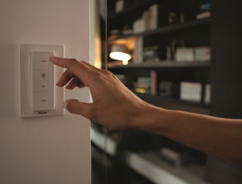How to change the battery in your Philips Hue Dimmer Switch