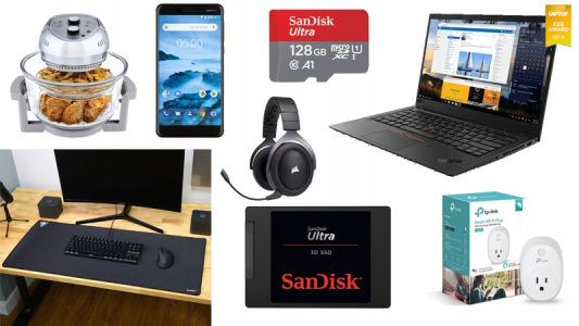 Dealmaster: Take 25% off a Lenovo ThinkPad X1 Carbon and more Columbus Day deals