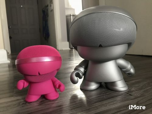 Xoopar Boy Bluetooth speakers review: Style over substance