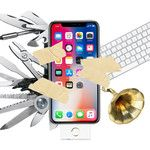 """The iPhone X home button """"dongle"""" is bizarre: A journey through the strange world of aftermarket Apple accessories"""