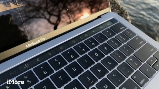 How to screenshot the Touch Bar on the MacBook Pro