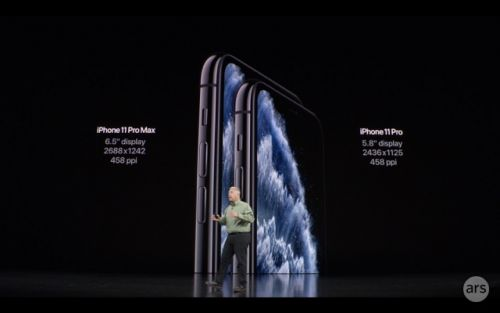 Apple's iPhone 11 Pro is official with three cameras and Super Retina XDR display