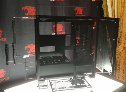 IBuyPower at CES: Project Case Builder, for Better Case Customization