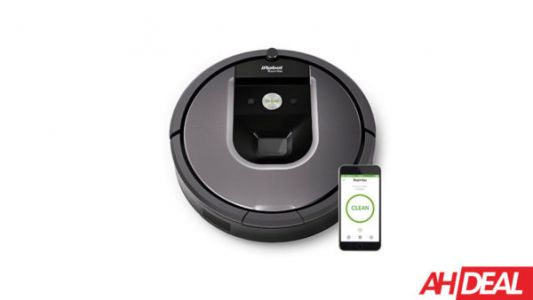 The iRobot Roomba 960 Works With Alexa & Has A $499 Price Tag