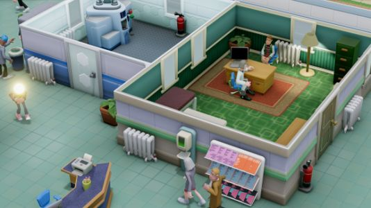 Two Point Hospital is Sega's spiritual sequel to hit business sim Theme Hospital